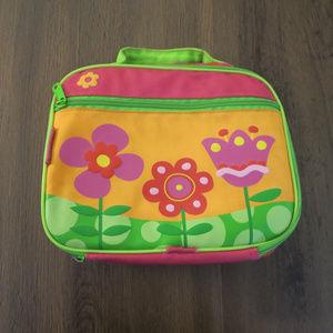 Stephen Joseph Flower Kids Lunchbox